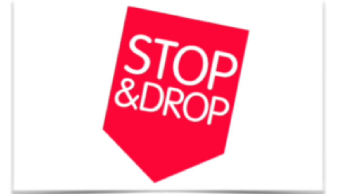 Stop-and-drop